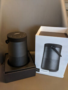 NEW Bose Soundlink Revolve+ Plus wireless 360 speaker