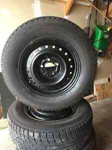 Winter Tires For Sale In Great Condition