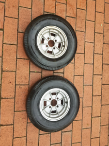 Boat trailer wheels 10 inch