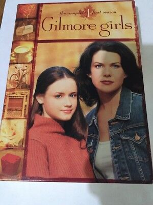 Gilmore Girls - The Complete First Season (DVD, 2009, 6-Disc Set) for sale  Ingersoll