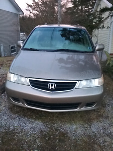 Reliable Honda Odyssey and parts donor available !!!!