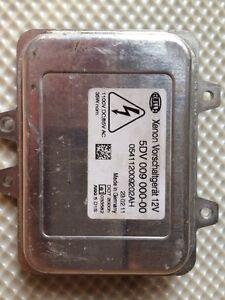 Volkswagen xenon headlight igniter 5DV 009 000