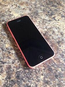 Unlocked iPhone 5c 16gb