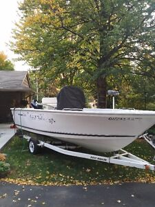 Centre Console, Great Family/Fishing boat. Kitchener / Waterloo Kitchener Area image 5