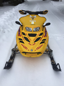 **New Price** MXZ 600 Great sled, Well maintained Lots of extra