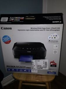 Canon MG6620 imprimante / printer