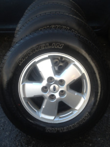 FORD ESCAPE MAGS-TIERS