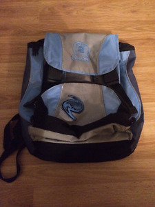 Blue Invicta Backpack