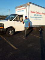 Junk removal and delivery services