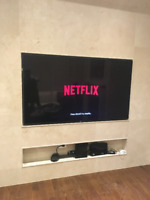Expert TV Wall Mounting & More | $80 - 647-699-4023