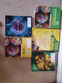 GCSE Maths books - FREE