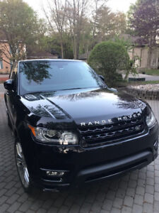 2015 Land Rover Range Rover Sport AUTOBIOGRAPHY V8 Supercharged