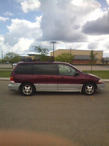 1999 Ford Windstar SEL Minivan, Van