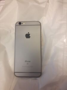 Excellent condition Space Gray 64 GB, iPhone 6s for sale.