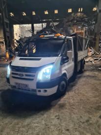 Rubbish removals/ man and van/ cheaper than skips
