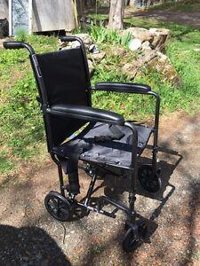 Pushable Wheelchair