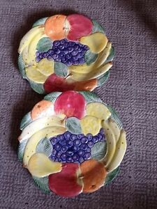 Fitz & Floyd Ironstone Decorative Plates