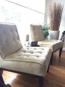 Rowe Crosby Chair $425 for the pair or best offer