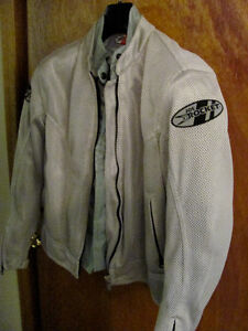 Joe Rocket Phoenix Mesh Jacket - Silver - Women's Large