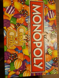 Candy crush monopoly 🍬🍭