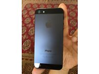 iPhone 5 16GB Black - UNLOCKED AND GREAT CONDITION