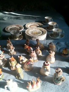 Royal Doulton Brambley Hedge and Beatrix Potter Peterborough Peterborough Area image 2