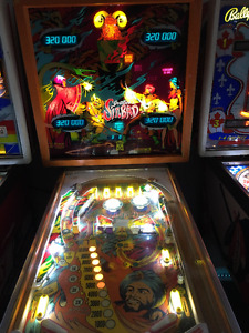 Gottlieb Sinbad Pinball Arcade For Trade