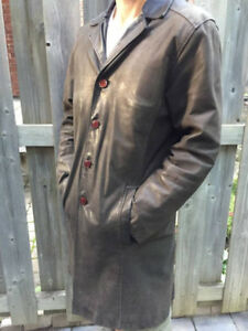 Men's Danier Leather Jacket - $35