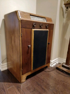 Renovated Radio