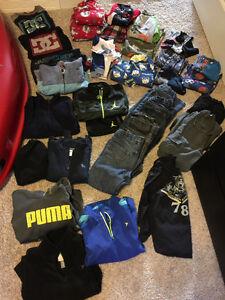 Boys clothing & jackets 4T-5T
