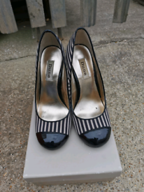 Dune women's shoes - size 5/38