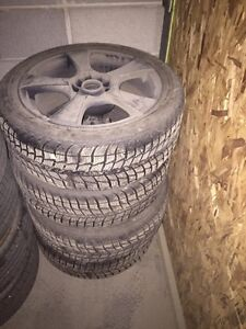 BRAND NEW Winter Tires and Wheels