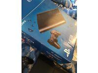 PS3 500GB+Original Controller+10 GAMES