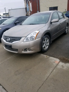 2012 Nissan Altima 2.5S ! Certified