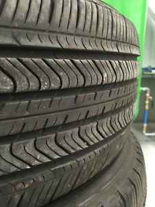 215/55/17 michelin primacy mxv4 West Island Greater Montréal image 3