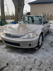 Honda Civic se 2000