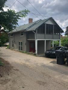 Unique century home for rent on 1st SW