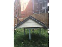 Fibreglass porch roof (SOLD)