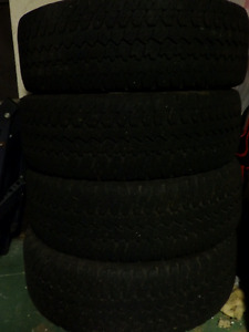Winter tires for truck P265/70R17 M+5