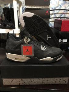 """Air Jordan IV """"Oreo"""" - Size 14"""