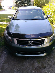 2008 Honda Accord EXL Berline (a voir)