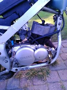 YAMAHA YSR50 FOR PARTS PARTING IT OUT OR SELL IT AS IS Windsor Region Ontario image 6