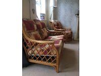 Conservatory Sofa & Armchair
