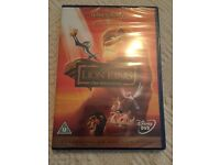 The Lion King Brand New DVD