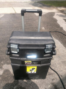 Fat Stanley Portable/Mobile Tool Box for Sale.