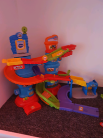 Toot-Toot Police Patrol tower (Vetch)