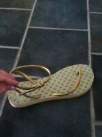 Real Havaianas bougt in Brazil size 9