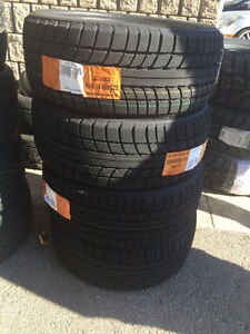 Four Brand New 225 / 45 R18 Triangle TR777 Winter tires