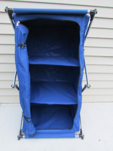 Collapsible Camp Cupboard