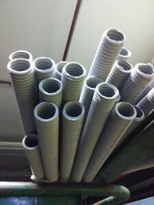 "1 "" X 10 foot lengths ENT Conduit for Concrete slab"